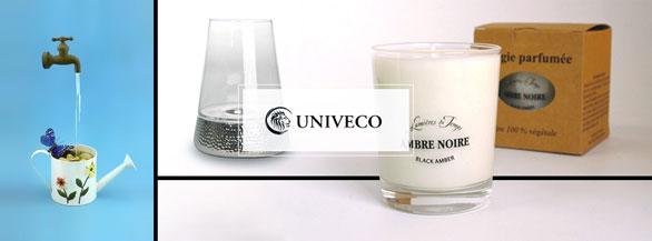 Le jeudi déco avec Univeco, découvrez et remportez des produits exclusifs !