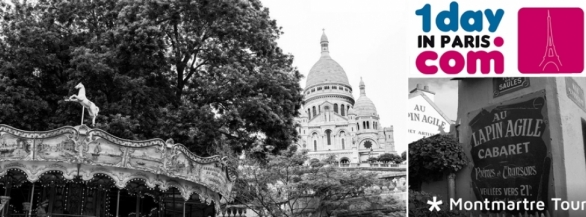Remportez une visite exclusive et inédite de Montmartre !