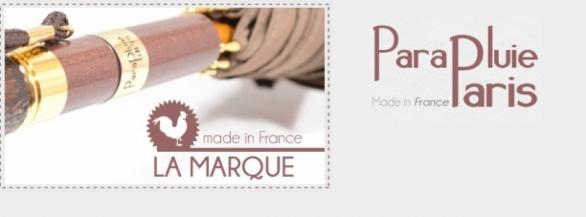 Redécouvrez la fabrication française avec Parapluie Paris !