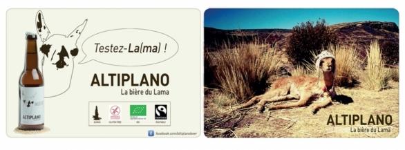 Découvrez la bière de Quinoa Altiplano !