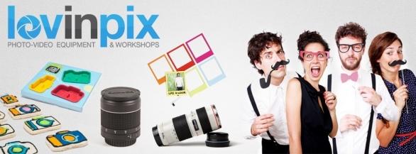 Découvrez le nouveau concept-store Lovinpix !