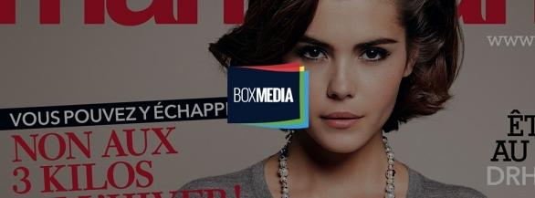 Découvrez la sélection de magazines par BOXMEDIA !