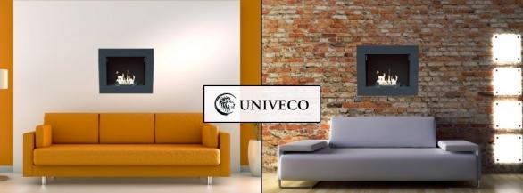 Pour le jeudi Déco, Univeco vous offre une cheminée design !