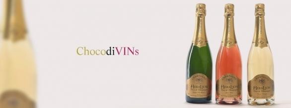 Dégustez la sélection de Champagne & Chocolats ChocodiVINs !