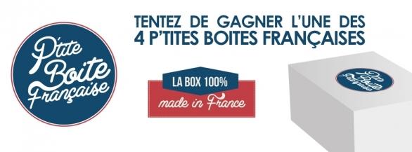 Découvrez les surprises 100% locales de La P'tite Boîte Française !