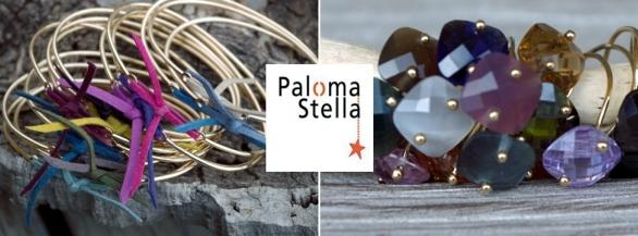 Craquez pour les bijoux chics et ethniques Paloma Stella !