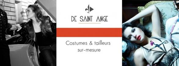 Remportez une veste de la Maison de couture De Saint Ange !