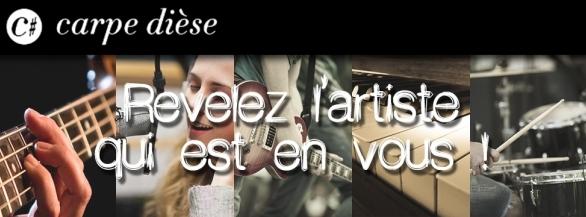 Révélez votre talent d'artiste avec Carpe Dièse !