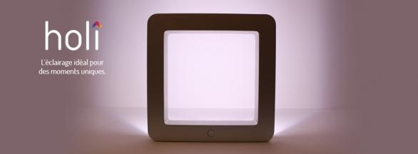 Lumière sur Holî : pour un intérieur design & connecté !