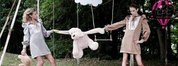 re-Découvrez Les Petites Chaudières avec le modèle robe-chemise !