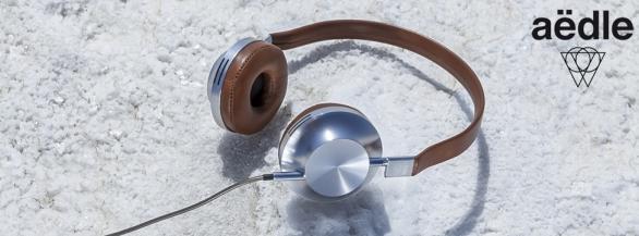 Découvrez aëdle : le Casque audio design et de qualité !