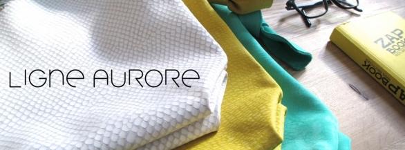 On s'arrache Ligne Aurore, la marque d'Accessoires uniques !
