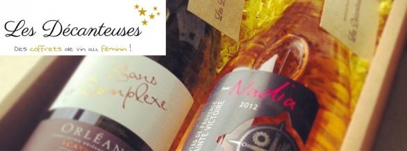 Découvrez Les Décanteuses : la Box de Vins au Féminin !