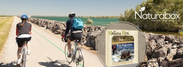 Bougez avec les box sport et aventure de Naturabox !