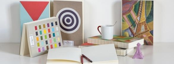Alibabette Éditions, les carnets uniques et élégants pour une rentrée inspirée !