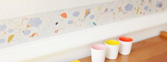 Créez votre bulle avec les décorations murales de Poisson Bulle