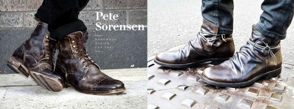 Pete Sorensen, un design unique et une fabrication italienne 100 % artisanale