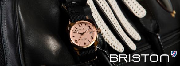 Découvrez l'esprit Briston et ses montres contemporaines habitées de tradition !