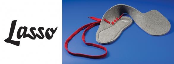 Lasso, le nouveau chausson moderne, design et responsable !