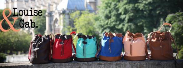 Découvrez la nouvelle collection de Louise&Gab : Jeune, Pratique, Tendance !