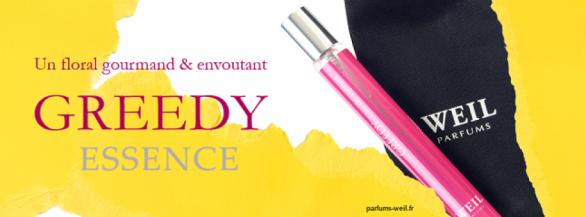 Découvrez les parfums de caractère  Weil