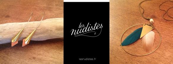 Les nudistes, bijoux easy-chic