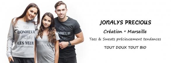 Des vêtements à l'état d'esprit positif par Jonalys Precious