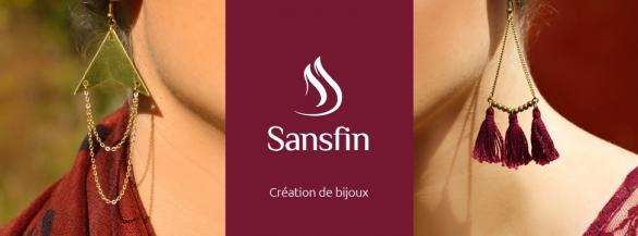 Sansfin, les bijoux bohèmes, chics et inspirés!