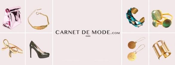 C'est encore Noël avec les pièces uniques des créateurs de Carnet de Mode!!