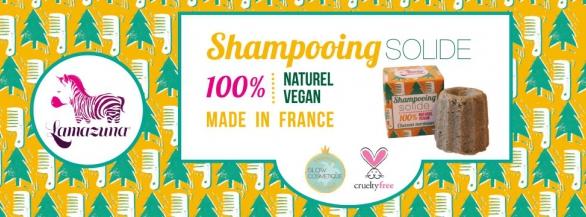 Un shampoing adapté à votre chevelure?  Lamazuna exauce votre vœux!
