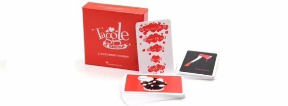 Pimentez votre soirée de Saint Valentin avec le jeu Taggle d'Amour!