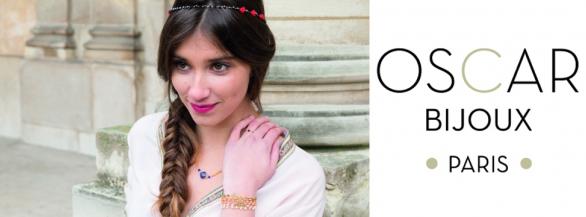 OSCAR Bijoux : des bijoux fantaisies chic, originaux et délicats.