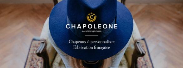 Chapoleone, votre chapeau à personnaliser!