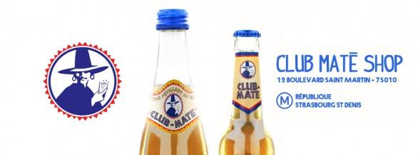 Club Maté, la boisson aux multiples bienfaits !