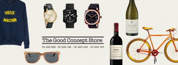 The Good Concept Store : l'e-concept-store lifestyle !