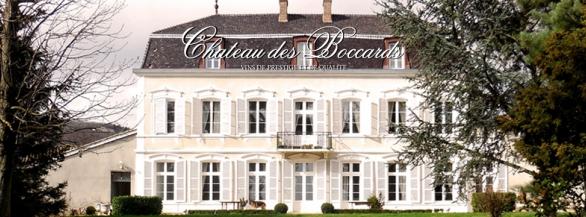 Le Château des Boccards régale vos papilles !