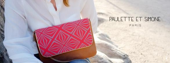 Paulette et Simone : des pochettes uniques à emporter partout