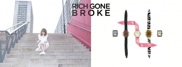Rich Gone Broke : la montre originale et décalée !