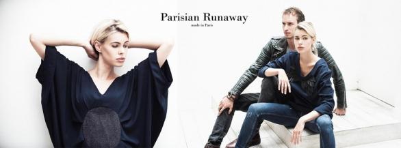 Une mode féminine, chic et lumineuse par Parisian Runaway !
