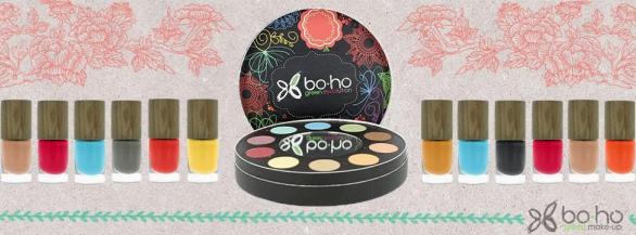 De beaux produits de maquillage éco-conçus et accessibles !