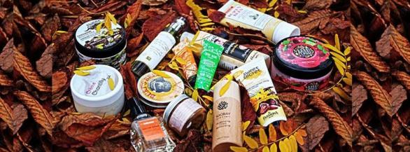 Des produits cosmétiques des quatre coins du monde !