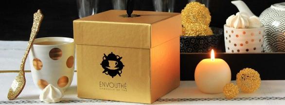 Envouthé vous présente sa jolie box Noël !