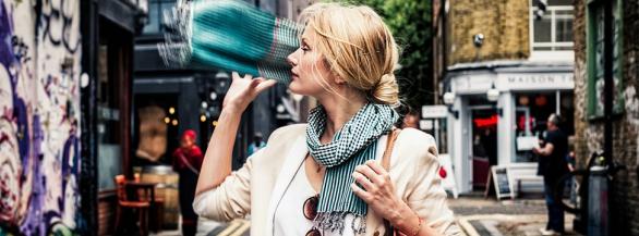 Krama Heritage vous présente ses foulards tout doux et responsables !