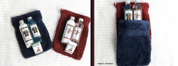 Les produits 100% Made In Provence de chez La Cassidaine