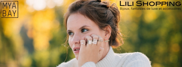 Découvrez les bijoux Mya Bay sur Lili Shopping !