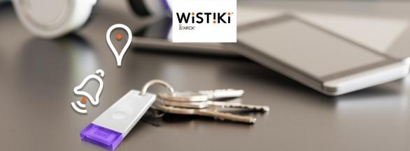 Ne perdez plus vos affaires avec Wistiki by Starck !