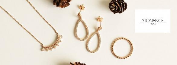 Les bijoux raffinés et élégants by Stonance !