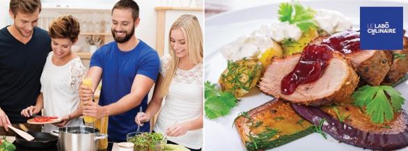 Le Labo culinaire : les cuisines du monde à portée de vos mains !